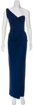 Issa Silk Evening Dress