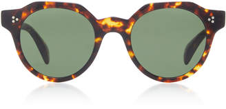 Oliver Peoples Irven Round Sunglasses