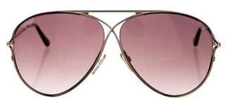 Tom Ford Peter Aviator Sunglasses