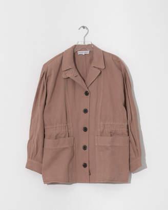 Apiece Apart Garrapata Drawstring Jacket
