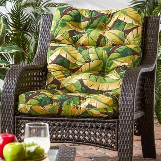 Andover Mills Sarver Indoor/Outdoor Lounge Chair Cushion