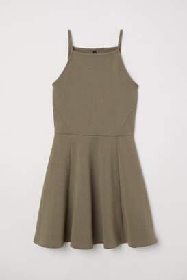 H&M Jersey Dress - Green
