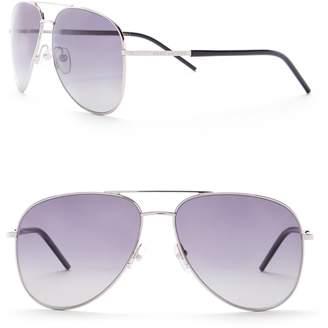 Marc Jacobs Aviator 59mm Sunglasses