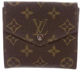 Louis Vuitton Vintage Monogram Elise Wallet