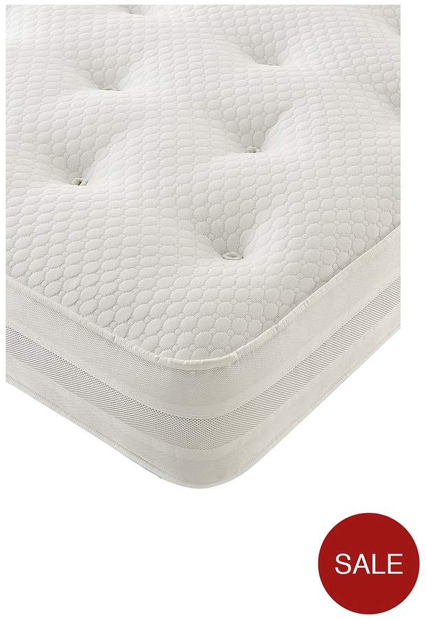 Mirapocket Penny 1200 Pocket Deluxe Tufted Mattress - Medium