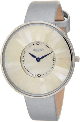 Mother of Pearl SO & CO So & Co Women's Soho Watch