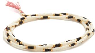 Shashi Naomi Wrap Bracelet $60 thestylecure.com
