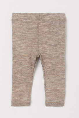 H&M Wool leggings