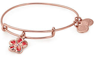 Alex and Ani Tropical Flower Color Infusion Cha