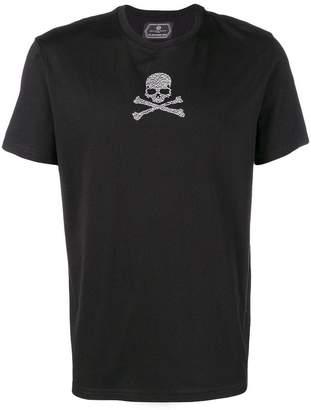 Philipp Plein crystal-embellished T-shirt