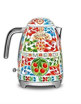 Smeg Dolce & Gabbana Sicily Is My Love Kettle