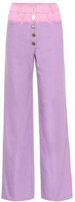 REJINA PYO Valerie high-rise wide-leg jeans