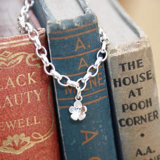 At Notonthehighstreet Jemima Lumley Jewellery Handmade Silver Children S Charm Bracelet