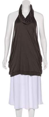 A.L.C. Cowl Neck Sleeveless Top