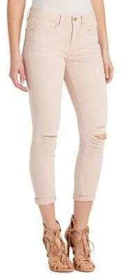 Jessica Simpson Classic Mid-Rise Skinny Jeans