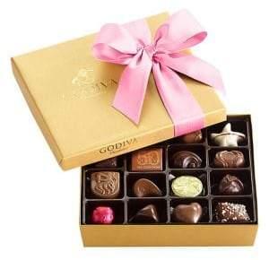 Godiva Chocolatier Assorted Chocolate Gift Box
