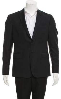 Pierre Balmain Wool Two-Button Blazer