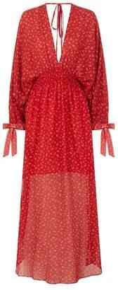 at Harrods · MISA Los Angeles Andra Floral Maxi Dress fbdf4fe6b