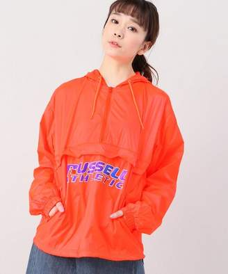 Russell Athletic JOINT WORKS packable anorak