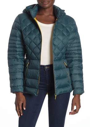 Gerry Vicky Packable Hooded Down Puffer Jacket