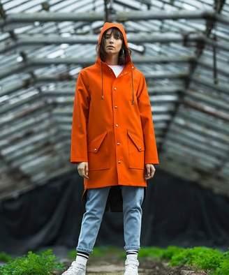 BOICE FROM BAYCREW'S DUCKTAIL Unisex Orange City Raincoat
