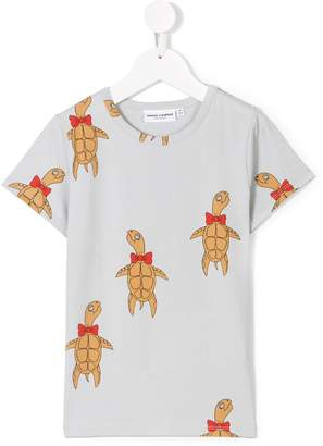Mini Rodini Turtle print T-shirt