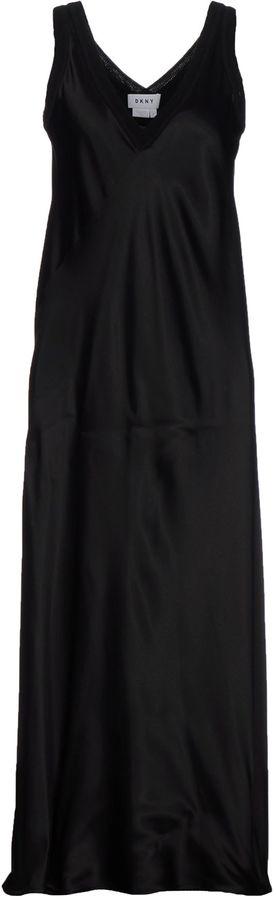 DKNYDKNY Long dresses