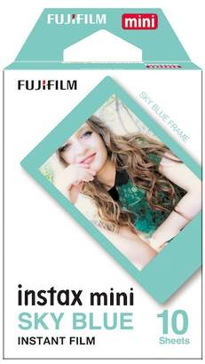 INSTAX MINI BY FUJIFILM Instax Mini Sky Blue Frame Film Pack
