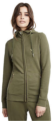 True Religion WOMENS SLIM ZIP UP HOODIE