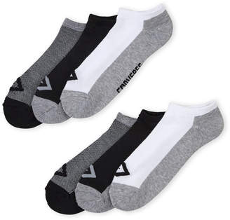 Converse 6-Pack Cushioned No-Show Socks