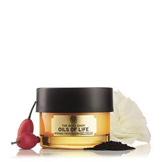 The Body Shop Oils of Life Intensely Revitalizing Cream