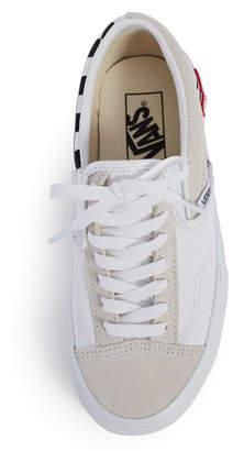 Vans Cap Checkerboard Slip-On Sneakers