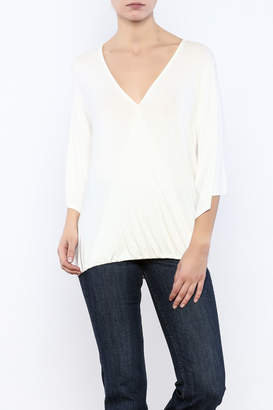 Veronica M Versatile Surplus Top
