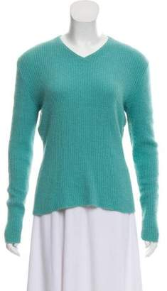 Paul Smith Long Sleeve V-Neck Sweater