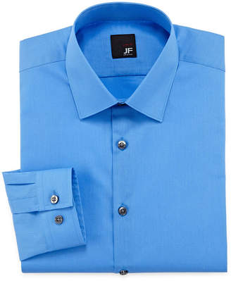 Jf J.Ferrar JF Easy-Care Stretch Dress Shirt - Big and Tall