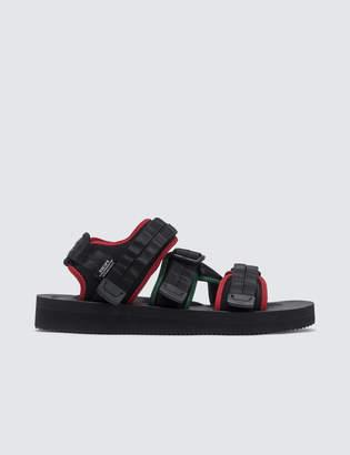 Suicoke United Arrows Monkey Time X KISEE-V Sandals