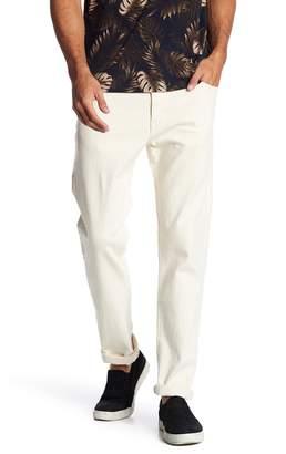 Vince Slim Fit Drop Rise Five-Pocket Pants