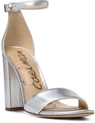 7d564ae1ed0 Sam Edelman Yaro Ankle Strap Block Heel Sandals
