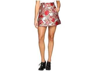 Rachel Antonoff Brett Triangle Skirt Women's Skirt