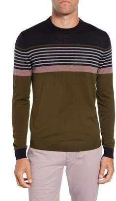 Ted Baker Giantbu Slim Fit Wool Blend Sweater