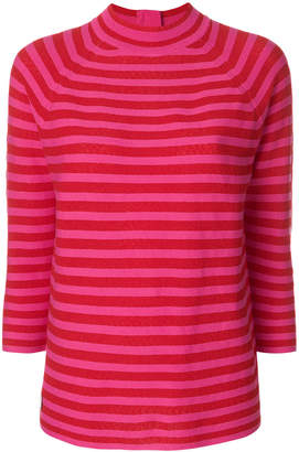 Marc Jacobs striped knitted top