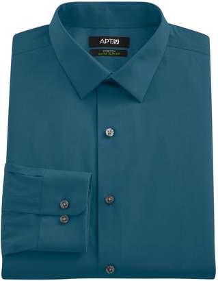 Apt. 9 Men's Extra-Slim Solid Stretch Dress Shirt