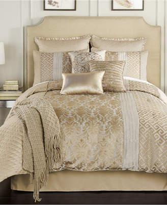 Hallmart Collectibles Alanis 10-Pc. Queen Comforter Set Bedding