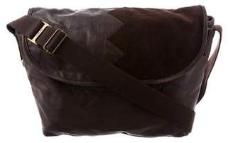 Jas M.B. Leather & Suede Bag