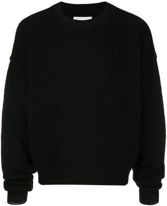 Heliot Emil heavy knit jumper