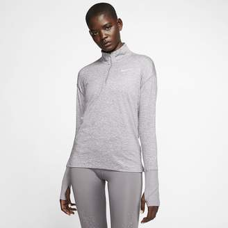 Nike Women's Half-Zip Running Top Element