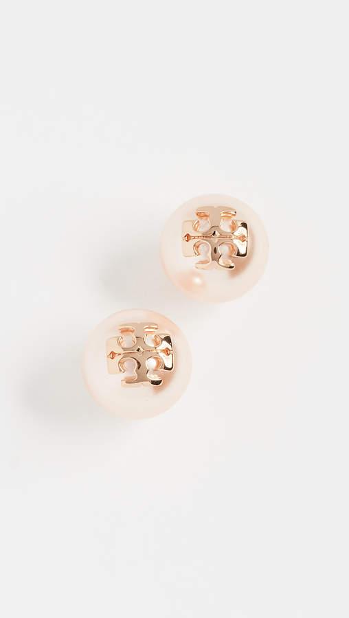 Swarovski Imitation Pearl Stud Earrings