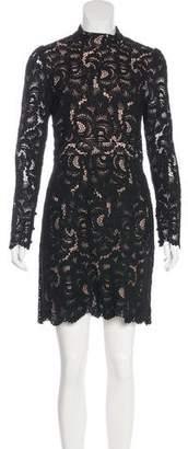 A.L.C. Nova Lace Mini Dress