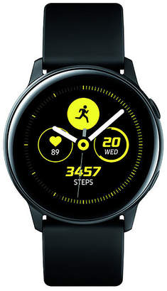 Samsung Galaxy Active Unisex Black Smart Watch-Sm-R500nzkaxar