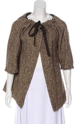 Marni Tweed Casual Jacket